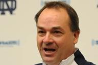 Mike Denbrock Named Notre Dame Offensive Coordinator