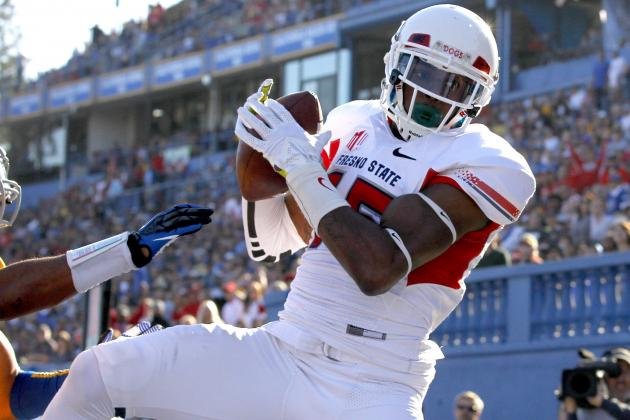 Davante Adams NFL Draft 2014: Highlights, Scouting Report for Packers WR