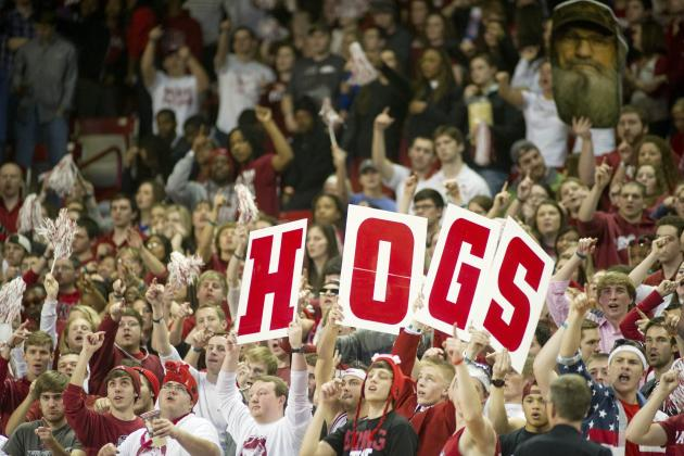 Arkansas, Once a Power, Now Stuck in Two Decades of Mediocrity