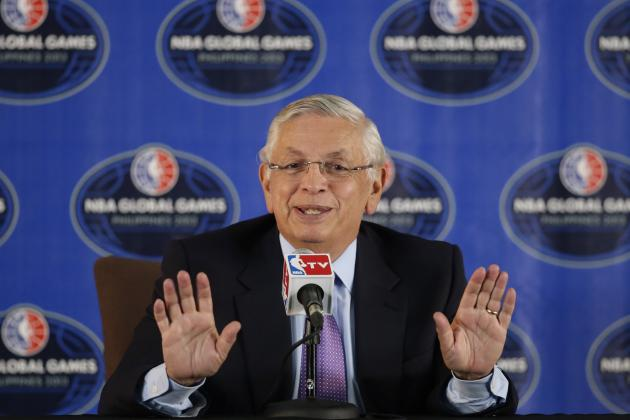 David Stern's NBA Legacy: Growing the Game and Growing Fan Discontent