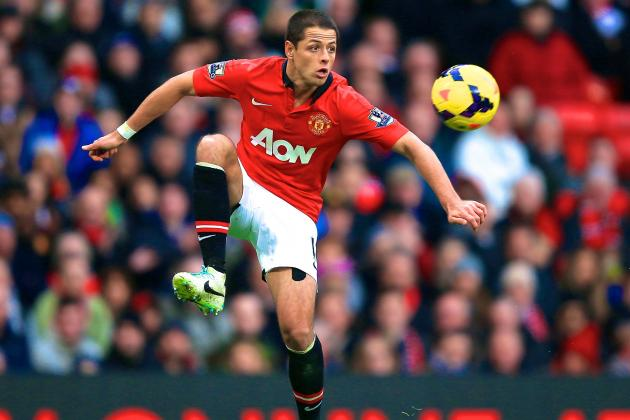 Chicharito Reportedly Will Remain at Manchester United