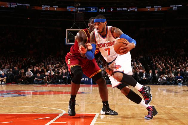 New York Knicks: Carmelo Anthony's Re-Signing Hampered Only by Team Front Office