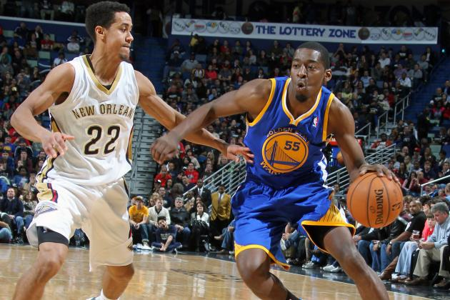 Can Jordan Crawford Help Golden State Warriors' Crunch-Time Problems?