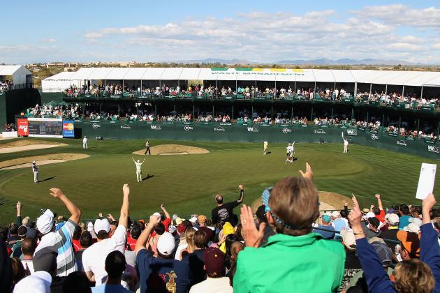 Is TPC Scottsdale's Rowdy 16th Hole Good or Bad for the Phoenix Open?