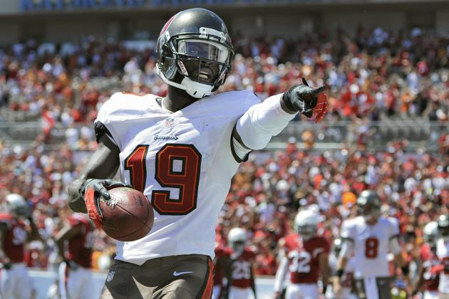Report: Tampa Bay Buccaneers Unhappy with Mike Williams' Work Ethic