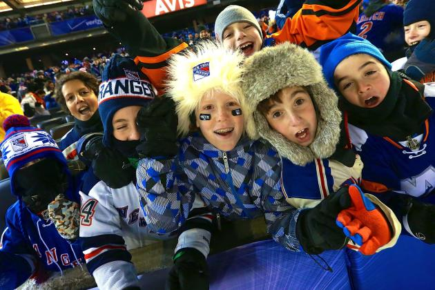 NHL Fans, Players Still Hungry for Outdoor Hockey After Stadium Series Games