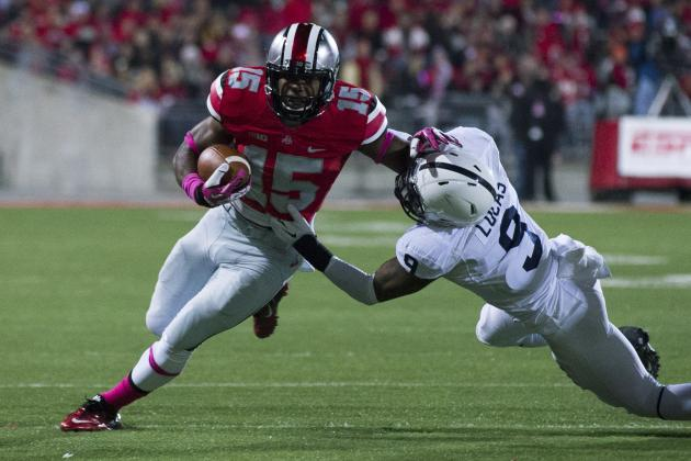 Ohio State Football: How Ezekiel Elliott Will Fill Carlos Hyde's Shoes in 2014