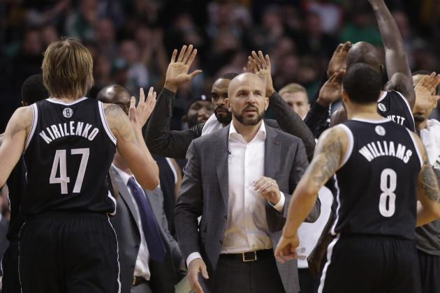 Has Jason Kidd Shown Any Progress Coaching Brooklyn Nets?