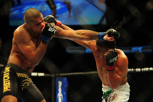 UFC 169: Barao vs. Faber 2 Fight Card, TV Info, Predictions and More