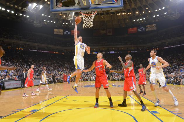 Los Angeles Clippers vs. Golden State Warriors: Live Score and Analysis