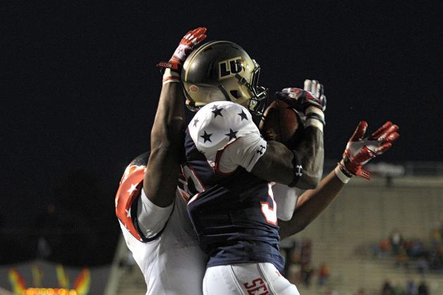 Pierre Desir NFL Draft 2014: Highlights, Scouting Report for Cleveland Browns CB