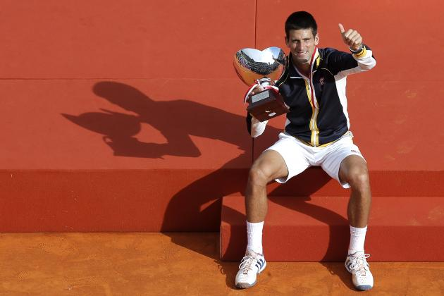 Novak Djokovic's Blueprint to Regain the ATP No. 1 Ranking
