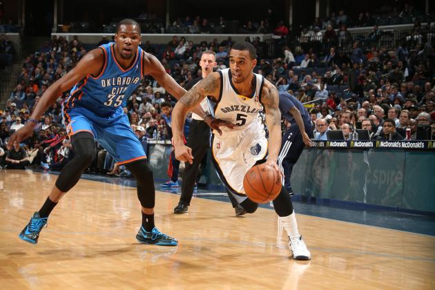 Should the Memphis Grizzlies Give Tony Allen or Courtney Lee More Minutes?