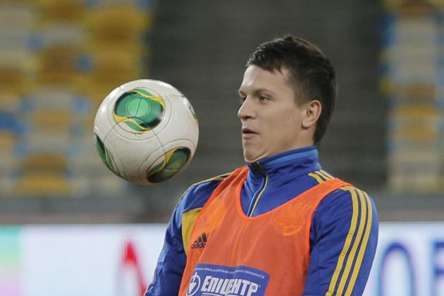 Liverpool Transfer News: Yevhen Konoplyanka on Verge of Completing Move
