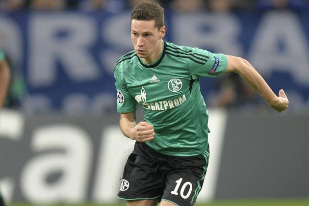 Arsenal Transfer News: Julian Draxler Deal Ruled Out by Arsene Wenger
