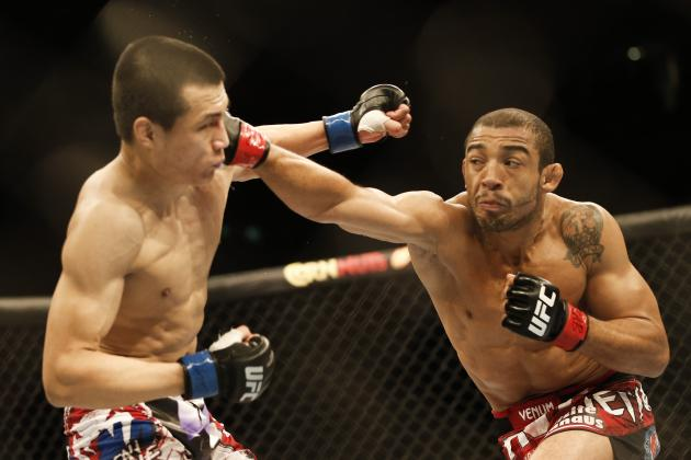 UFC 169: Featherweight King Jose Aldo Looking Forward to Bout with Ricardo Lamas