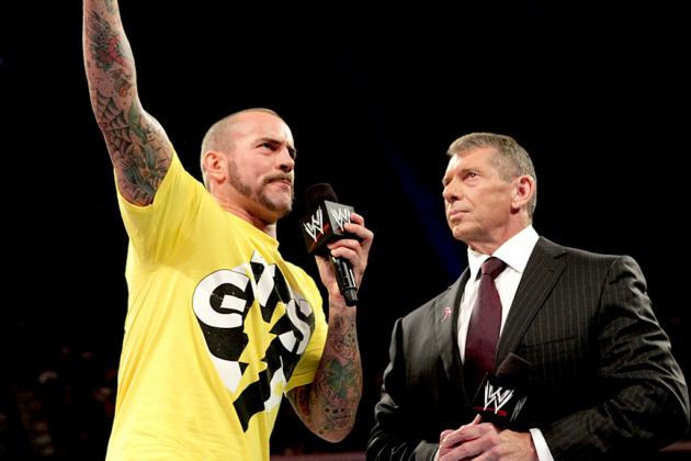 WWE Never Say Never: A CM Punk Return Is a Matter of When, Not If