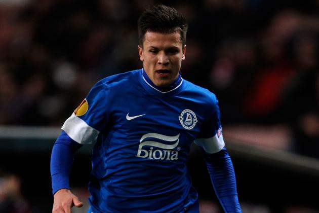 Liverpool Transfer News: 'Excited' Yevhen Konoplyanka Expects Deal 'Soon'