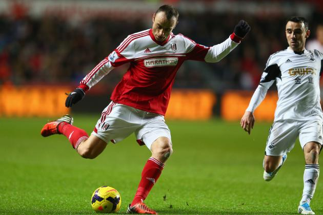 Tottenham Transfer Rumours: Dimitar Berbatov Deal Off, Set to Join Monaco