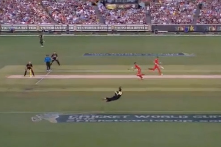 Glenn Maxwell's Run Out of Joe Root in Australia vs. England T20 was Outstanding
