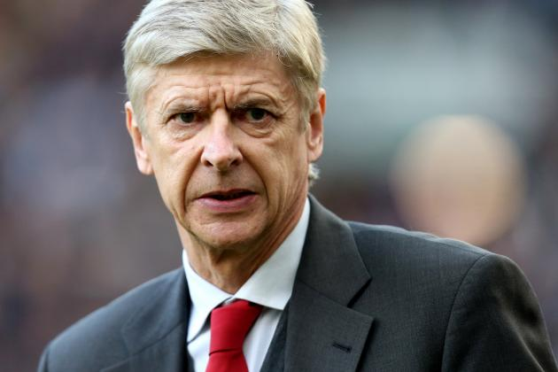 Arsenal Tweet Then Delete Arsene Wenger's Quote on Deadline Signing 80% Likely