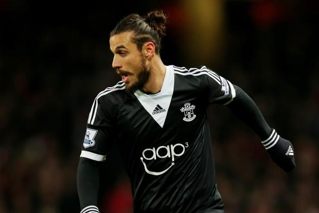 Juventus Transfer News: Pablo Osvaldo Has Medical Ahead of Southampton Exit