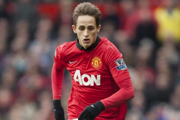 Adnan Januzaj Reportedly Confirms He Wants to Play for England