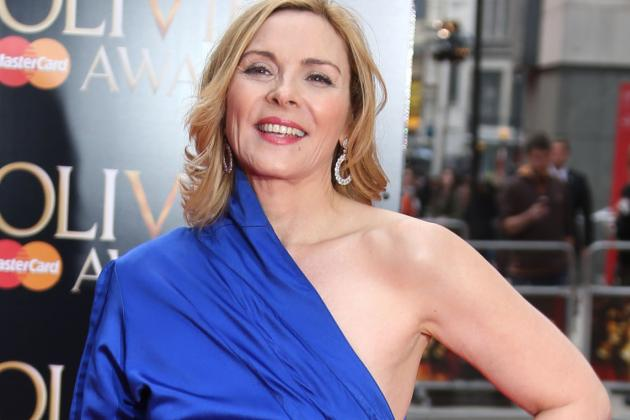Kim Cattrall of 'Sex and the City' Lusts After Steven Gerrard on Twitter