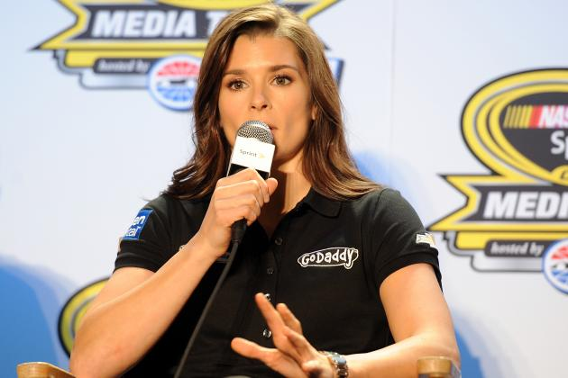 GoDaddy Super Bowl Commercial 2014: Danica Patrick Stars in 'Bodybuilder' Ad