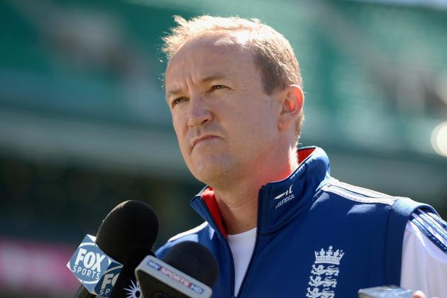 Andy Flower Leaves England Coach Job After Disastrous Ashes Failure