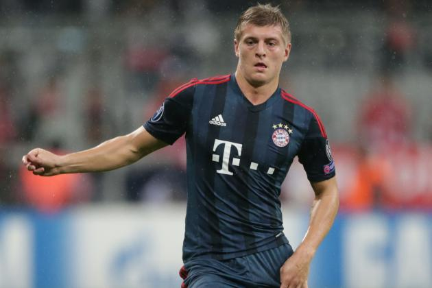 Manchester United Transfer News: Toni Kroos Talk Ended by David Moyes