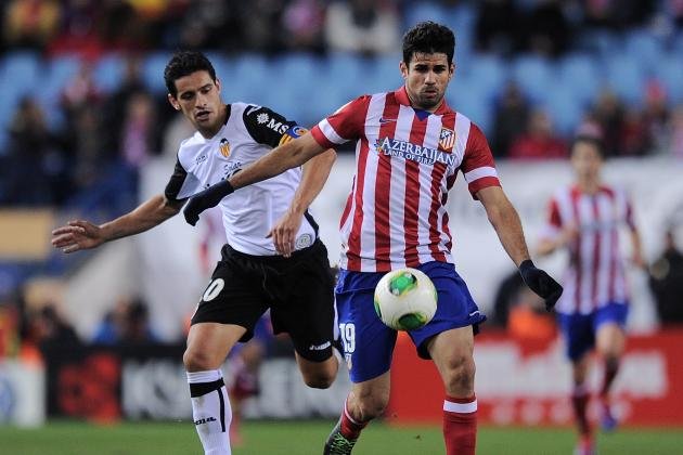 Chelsea Transfer News: Jose Mourinho Drops Big Hint over Diego Costa