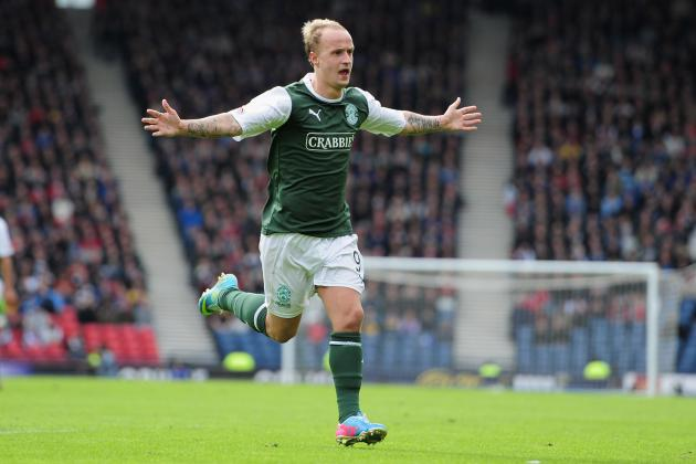 SPFL: What Leigh Griffiths Can Bring to Celtic