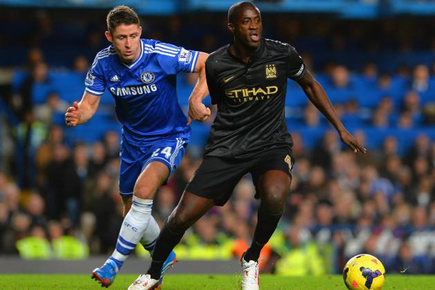 Manchester City vs. Chelsea: Date, Time, Live Stream, TV Info and Preview