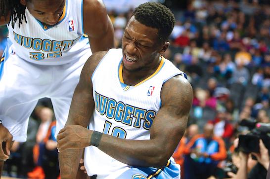 Nate Robinson Injury: Updates on Nuggets Guard's Knee and Recovery