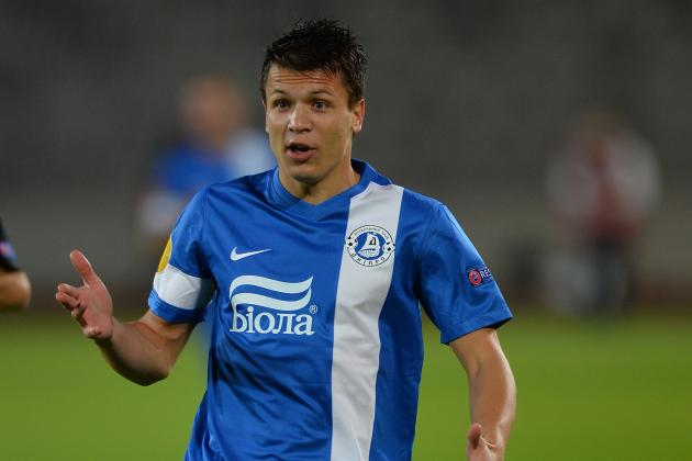 Tottenham Transfer News: Tim Sherwood Rules Out Yevhen Konoplyanka Signing