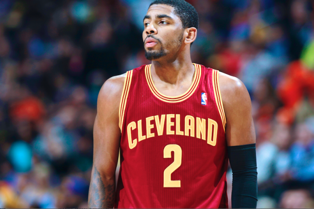 Kyrie Irving Says He's Fine Staying with Cleveland Cavaliers