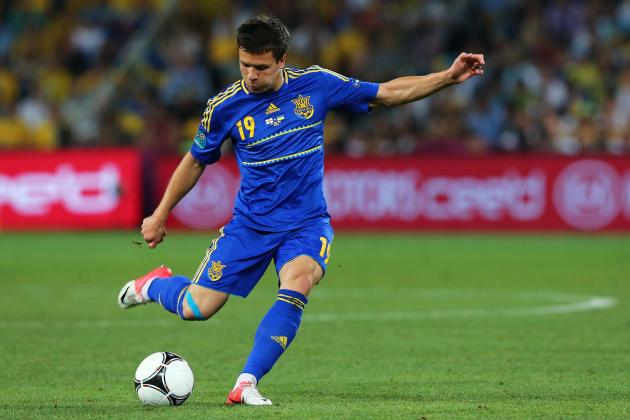Liverpool Transfer News: Yevhen Konoplyanka Is Just What Reds Need