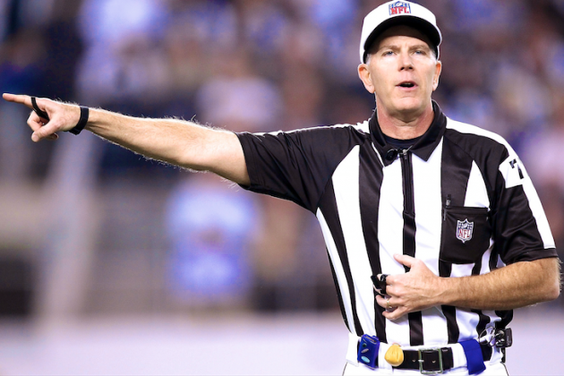 Key to Super Bowl XLVIII Isn't a Player or Coach—It's Referee Terry McAulay
