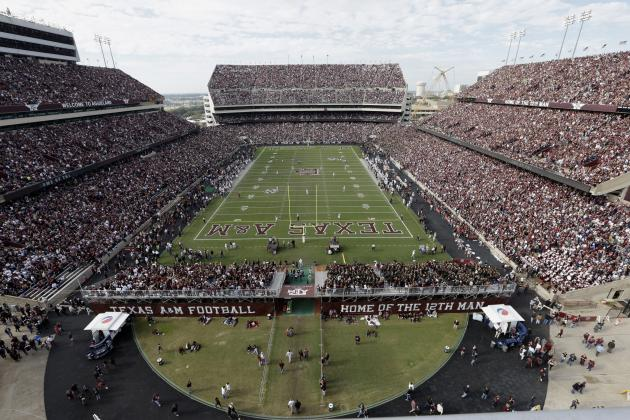 Texas A&M Football: Regents Approve $16 Million Renovation Plans