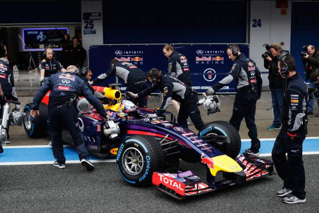 Is Sebastian Vettel and His Red Bull in Crisis After 2014 Jerez Pre-Season Test?