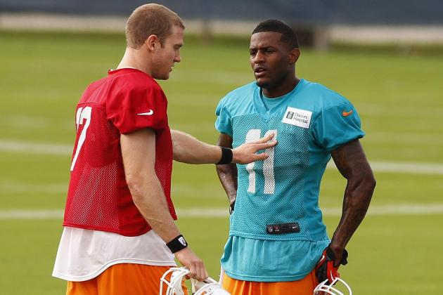 Marino Discusses Tannehill-Wallace Chemistry