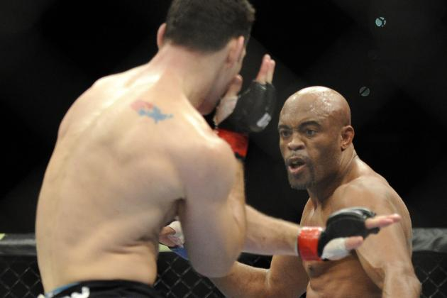 Dana White Says Anderson Silva Wants the Belt Back