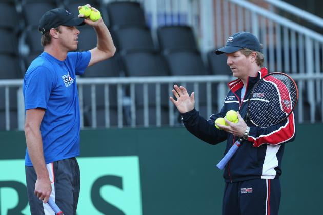 Davis Cup Preview: USA vs. Great Britain