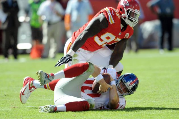 Chiefs D-Line: It's Time To Promote Allen Bailey To Starter