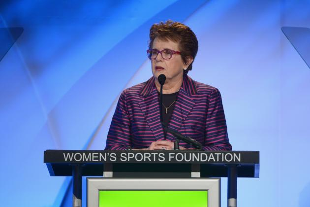 Billie Jean King Will Not Attend Opening Ceremonies at 2014 Sochi Games