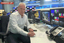 GIF: This Is Jim White on Transfer Deadline Day Before He Even Starts Shift