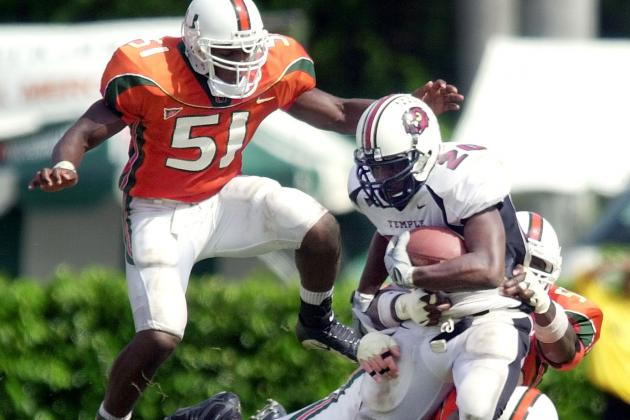 Miami Football: What Happened to the Hurricanes' Linebacker Corps?