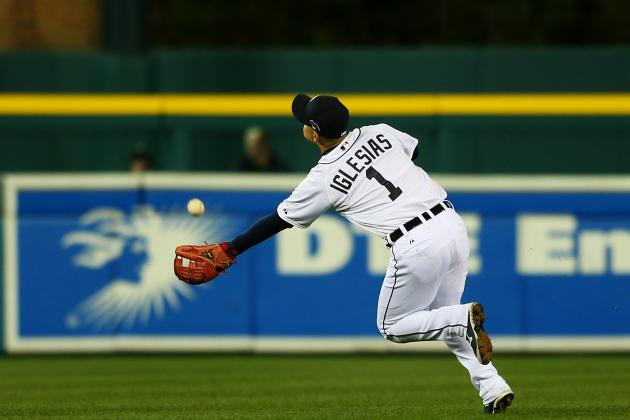 FanGraphs: Jose Iglesias, Defense in Detroit