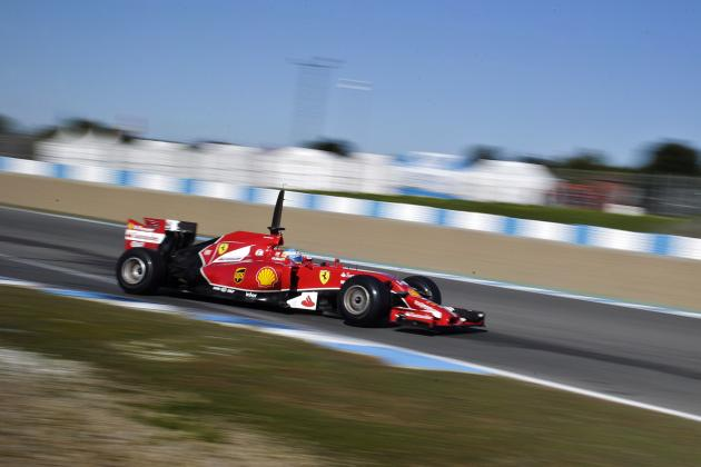 How Much Slower Are 2014 Formula 1 Cars Compared to the 2013 Models?